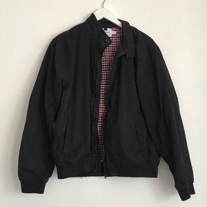 Topman 100% Cotton Harrington Jacket